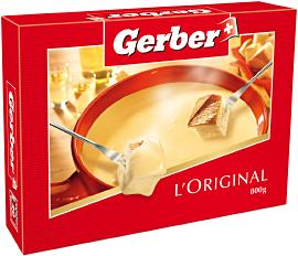 Gerber-Fondue-Packung